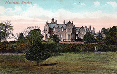Maulsden House, Brechin, Angus (Demolished 1963)