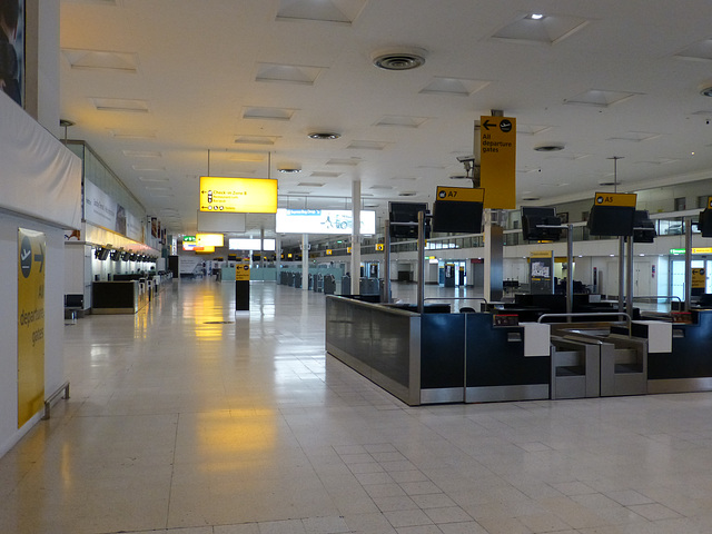 My Farewell to Terminal 1 (23) - 17 June 2015