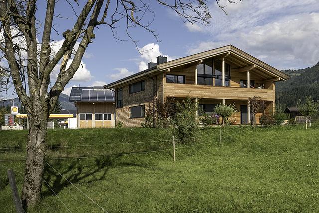 H.F.F. - Modern Tyrolian Farmhouse