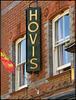 old Hovis sign