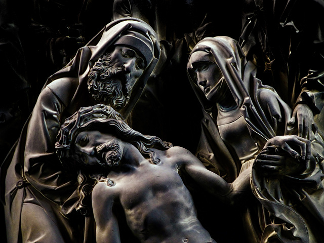 Die Beweinung Christi - The Lamentation of Christ