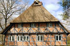 Das Heimathaus in Jesteburg