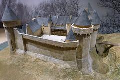 Oh, mon château, tu es le plus beau des château-eau...