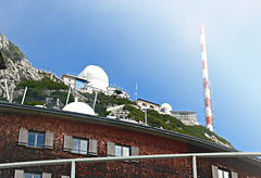 Sternwarte u. Sendeanlage des Bayerischen Rundfunks