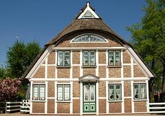 Hamburg-Vierlande: Wohnhaus in Curslack
