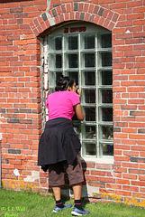 Brick and Glass-Blocks
