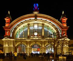 Luminale Frankfurt  -  Hauptbahnhof
