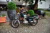 Erfurt 2017 – Suzuki GN125 motorbike