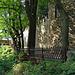 An der Zwingermauer von Burg Lahneck ... HFF!