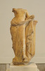 Statuette of Aphrodite from Knidos in the National Archaeological Museum of Athens, May 2014
