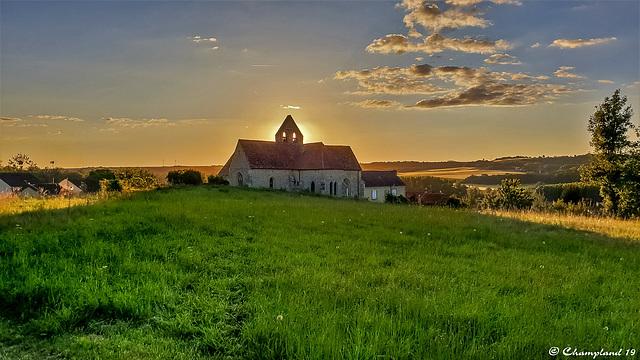 19-06-21 - 01 - Magneux - Eglise