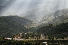 Zangdopelri Lhakhang, Kurjey