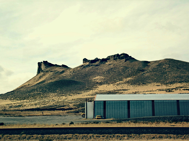 "Castle Rock on ""The Peninsula"""