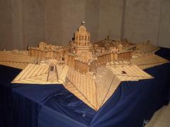 Replica of Grace Fortress.