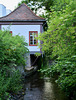 Erfurt 2017 – House over the river