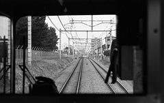 Suburban railroad