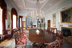 Dining Room, Sledmere House, East Riding of Yorkshire