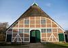 Hamburg-Vierlande: Hof Eggers in der Ohe, Haupthaus von 1834