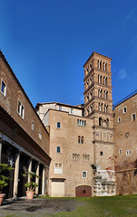 Roma - Basilica dei Santi Giovanni e Paolo