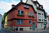 Erfurt 2017 – Red house