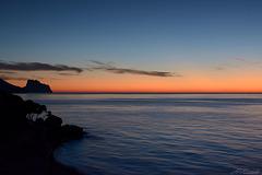 Dawn at Cap Negret