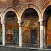 Archi e porte: chiostro della cattedrale S.Pietro in Castello