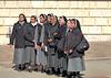 Krakow- A Happy Group of Nuns
