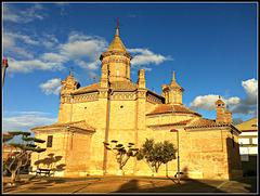 Iglesia en Milagro (Navarra), 1