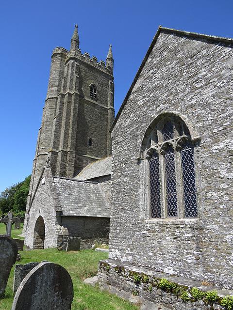 south milton church, devon