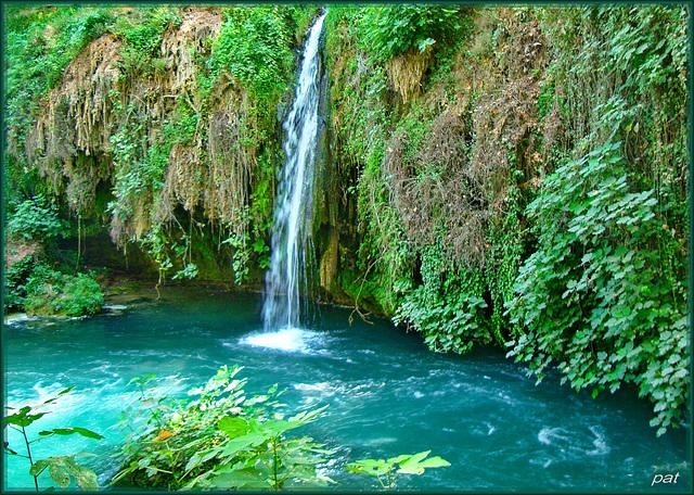 Antalya : Duden waterfall 3