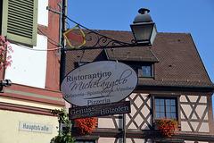Südliches Flair in Gengenbach
