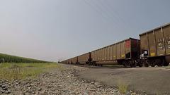 UP 4014 Pass-By, Fairview, Nebraska, 8 August 2021