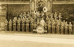 Tressler Orphans' Home Band, Loysville, Pa.