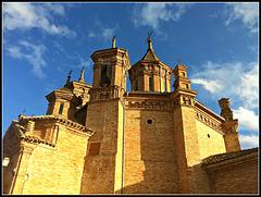Iglesia en Milagro (Navarra), 2