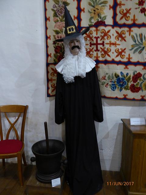 l'apothicaire du18ème siècle