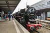 Sonderzug vom Eisenbahnmuseum Bochum-Dahlhausen in Essen Hauptbahnhof