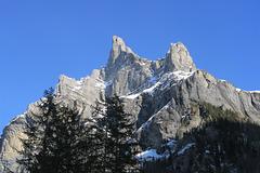 Les Cornes du Chamois (Haute-Savoie, France)