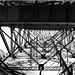 Golden Gate underneath -  1986
