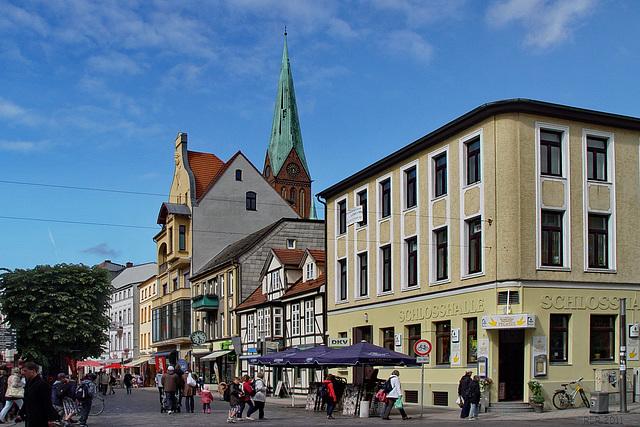 Schwerin, Altstadt