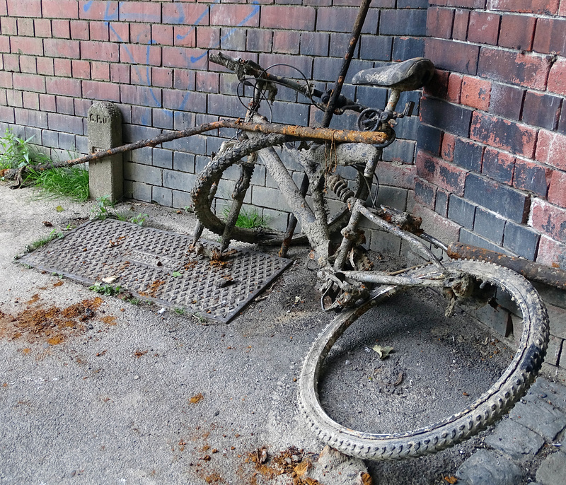 Dredged bike 2