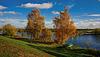 Herbst am Wasser