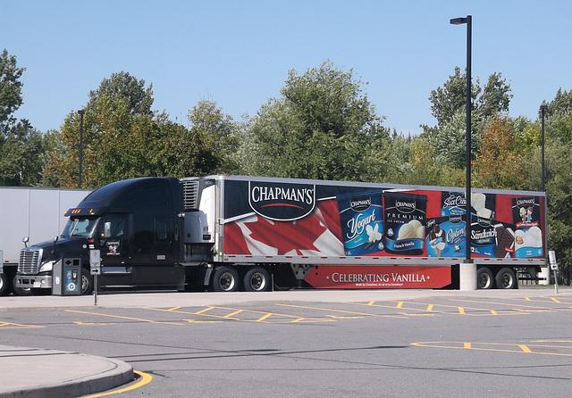 La crème des camions / Creamy truck