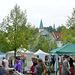 Regionaler Bauernmarkt in Mainburg