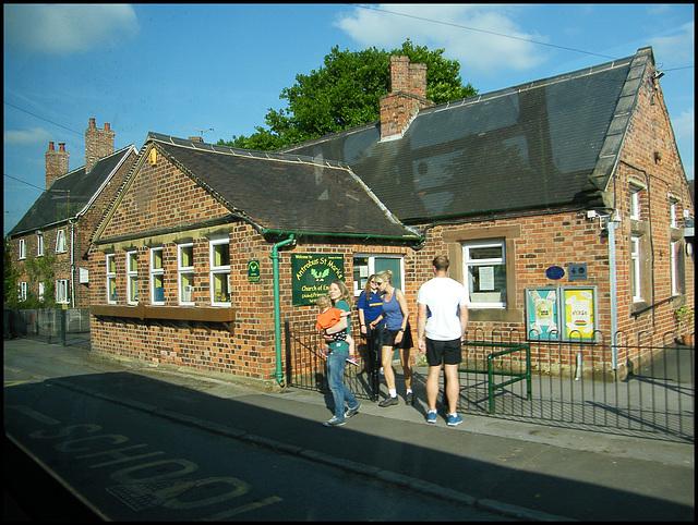 Antrobus St Mark's school
