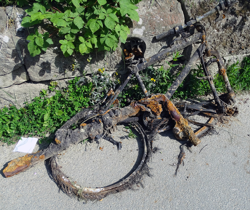 Dredged bike 3