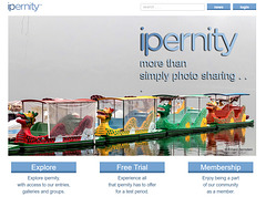 Ipernity - Frontpage 2018
