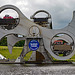 Round Trip - Falkirk Wheel (PiP)