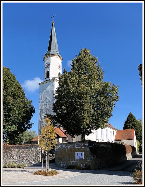 Dörfering, Kirche St. Ägidius (PiP)