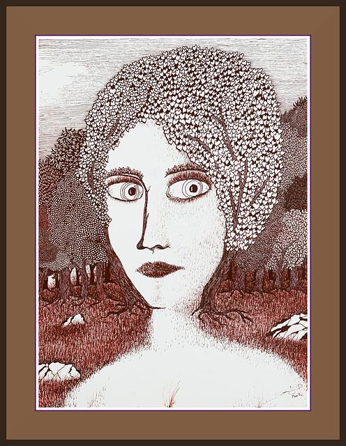 Portrait végétal (2002)