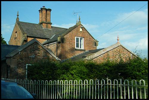 Cheshire chimney